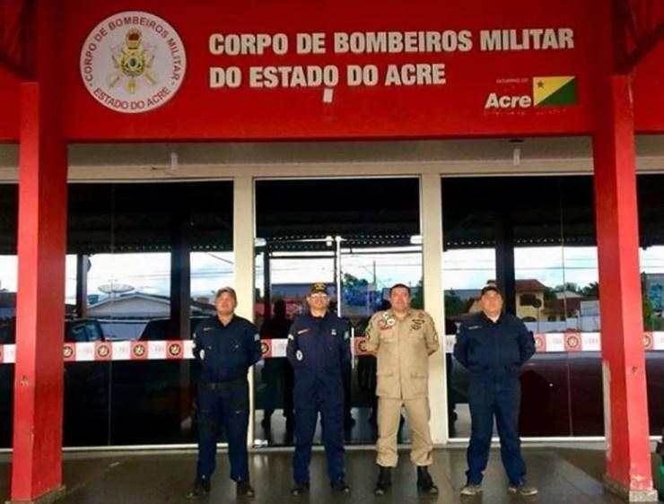 Marinha e Bombeiros estão conversando sobre possível convênio para fiscalização — Foto: Divulgação/Corpo de Bombeiros
