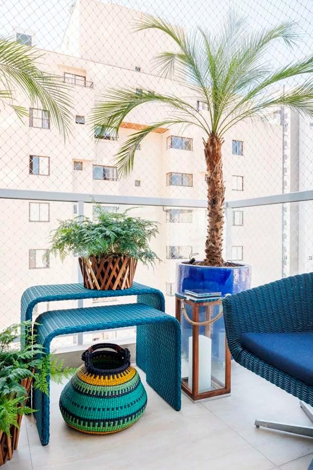 Décor feito à mão: conceito imprime originalidade ao apartamentoTítulo da matéria (Foto: Rafael Renzo/ divulgação)