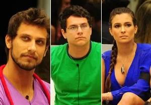 Eliéser, Ivan ou Kamilla: quem você quer eliminar? Vote!  (Divulgação/TV Globo)