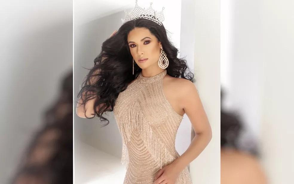 miss brasil - 'Cheguei no inimaginável', diz primeira modelo trans a disputar o concurso Miss Brasil Mundo