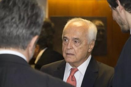 Presidente do São Paulo, Leco escolheu Dorival para substituir Ceni (Foto: Uriel Punk/Futura Press)