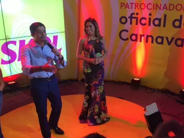Novidades foram divulgadas em coletiva realizada nesta quinta-feira (Foto: Alan Tiago Alves/G1 Bahia)