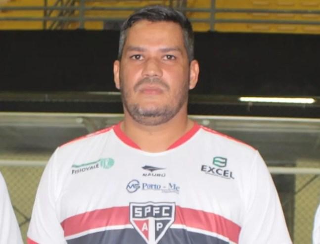 Renato Bessa - São Paulo-AP - Amapá — Foto: Rosivaldo Nascimento/Arquivo Pessoal