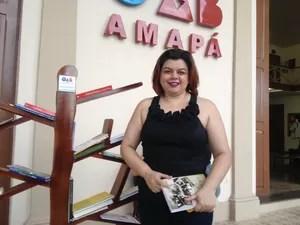 projeto, leitura, incentivo, oab, Macapá, Amapá, Kennya Monassa (Foto: Jéssica Alves/G1)