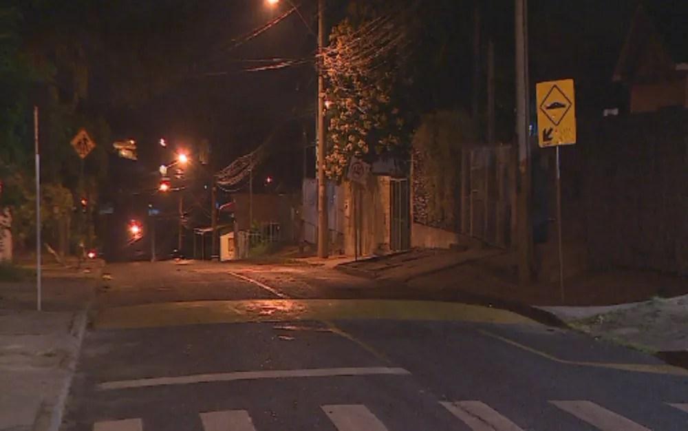 Menino vivia com a família na Lomba do Pinheiro, em Porto Alegre (Foto: Reprodução/ RBS TV)