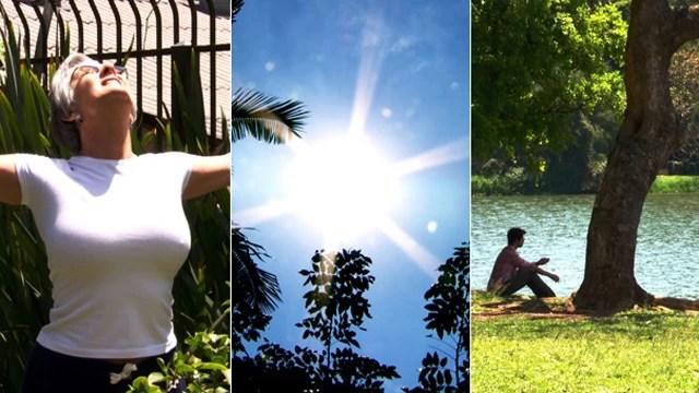 Globo Repórter mostra o poder de cura dos ambientes naturais