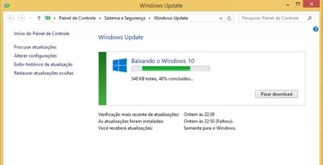 Resultado de imagem para upgrade Windows 8.1 for Windows 10