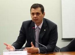 Cláudio Puty (Foto: Antônio Araujo / Câmara dos Deputados)