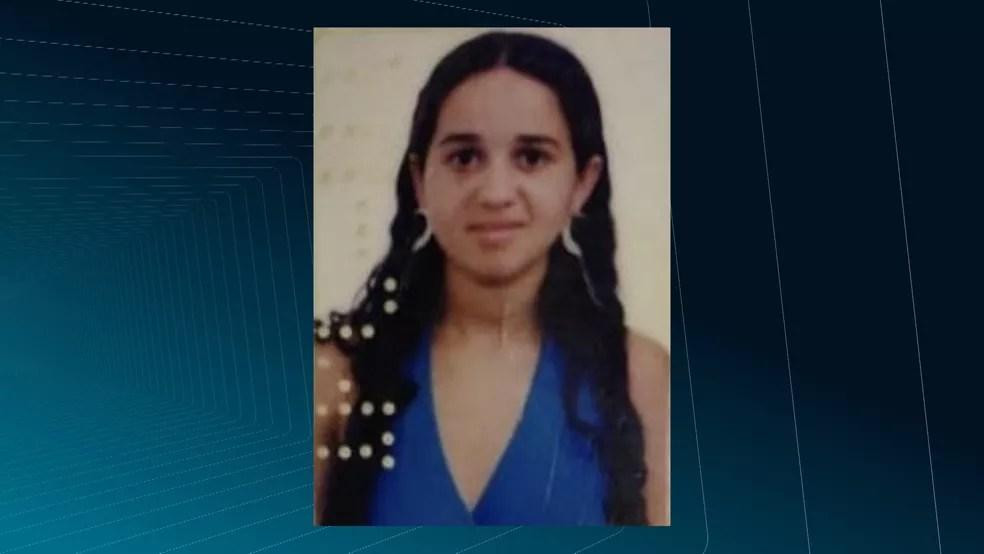 A família de Valéria havia feito um boletim de ocorrência, depois de perceber o desaparecimento dela na quarta-feira (27) (Foto: Reprodução/TV Paraíba)