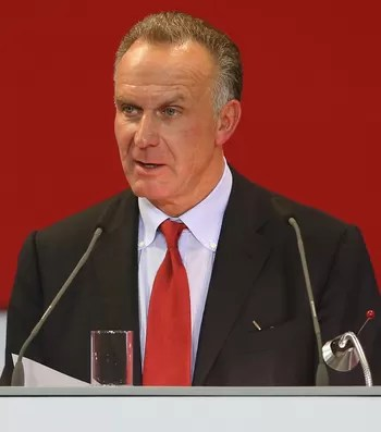 Karl-Heinz Rummenigge (Foto: Getty Images)