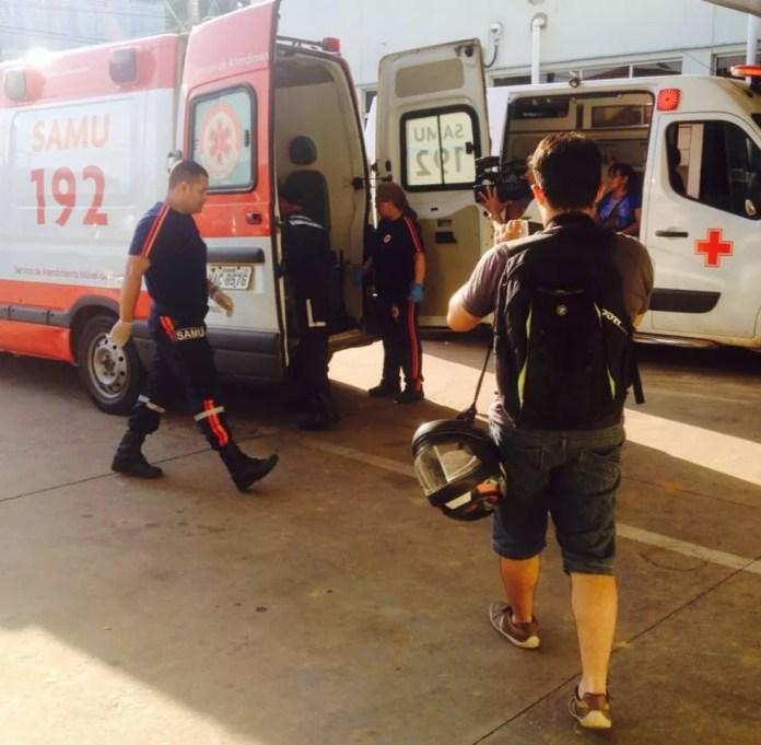 Vítima chegou a ser encaminhada para o Huerb, em Rio Branco, mas não resistiu (Foto: Arquivo Pessoal)