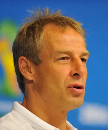 Klinsmann  estados unidos (Foto: Aldo Carneiro / Pernambuco Press)