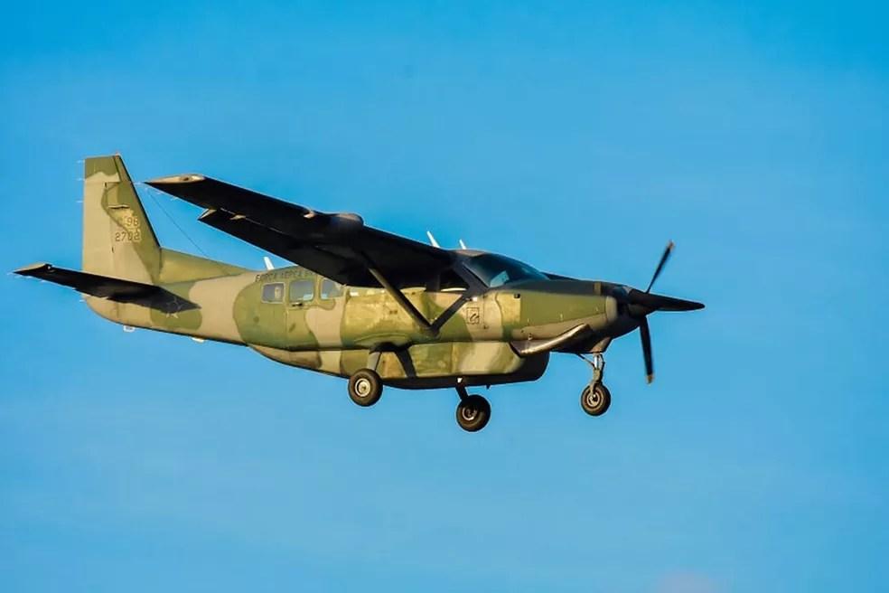 aviao brasil - Mais de 100 aeronaves e 14 países participam de exercícios de guerra em Natal