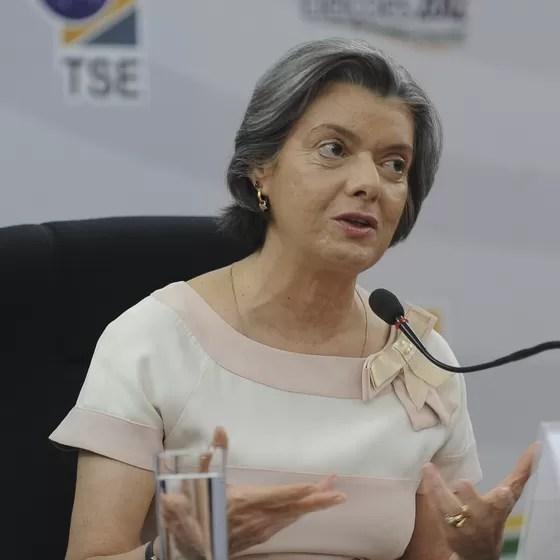 A ministra Cármen Lúcia (Foto: Elza Fiuza/Abr)