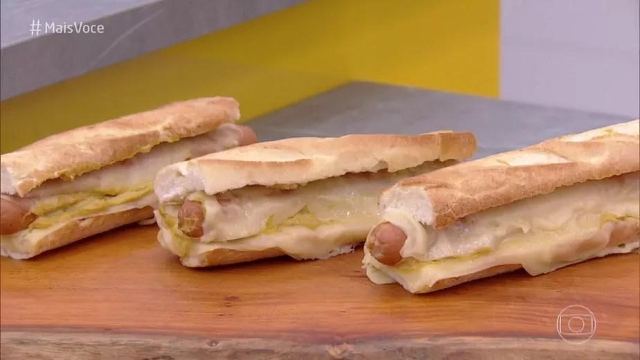Hot Dog do Olivetto
