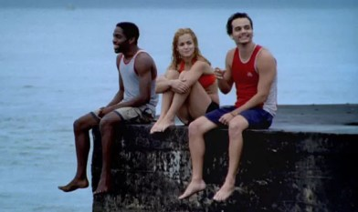Rede Globo > filmes - Sessão Brasil: 'Cidade Baixa' traz Alice ...