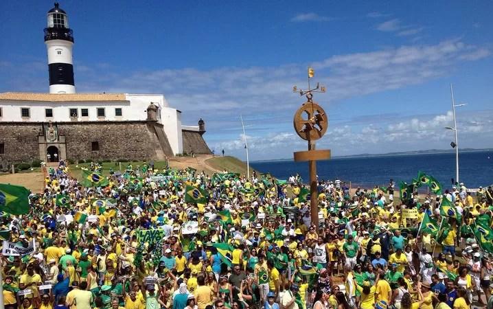 dilma roussef, impeachment, Polícia Federal, Lula, salvador, bahia