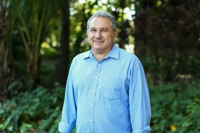 Professor Oyrton Monteiro, coordenador do curso de Engenharia Ambiental e Sanitária da Unifor — Foto: Ares Soares/Unifor