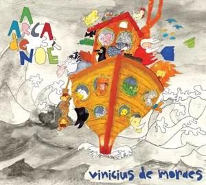 Capa do disco 'A arca de Noé' , de Vinicius de Moraes (Foto: Divulgação)