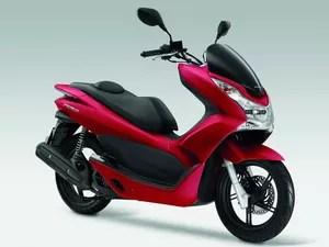 Honda PCX150 (Foto: Divulgação)