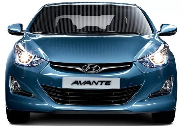 Hyundai Elantra 2014 (Foto: Hyundai)