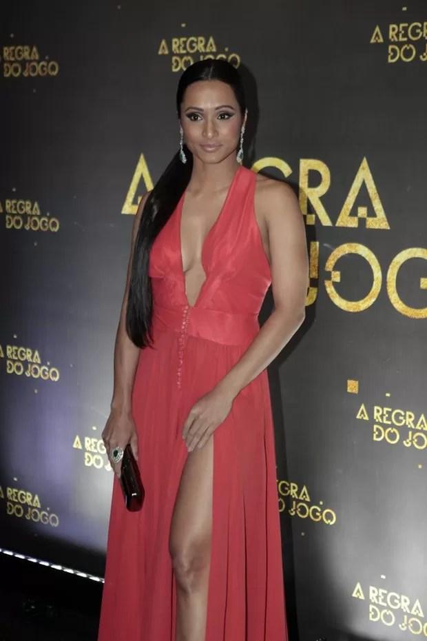 Thaíssa Carvalho (Foto: Isac Luz / EGO)