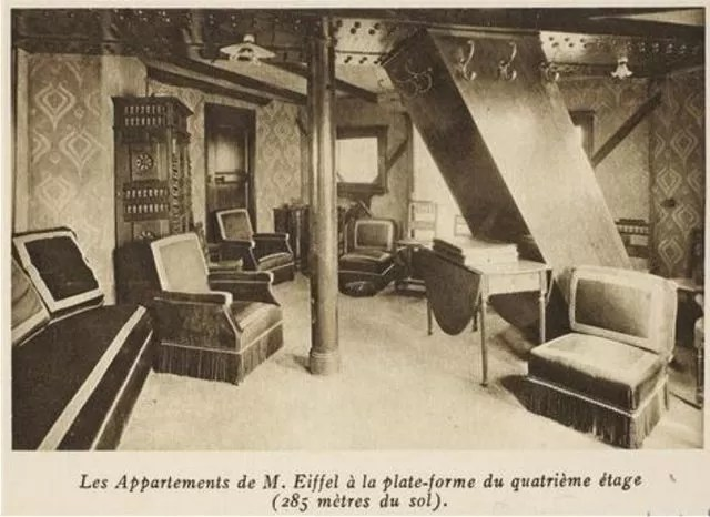 Apartamento Eiffel (Foto: Divulgação)