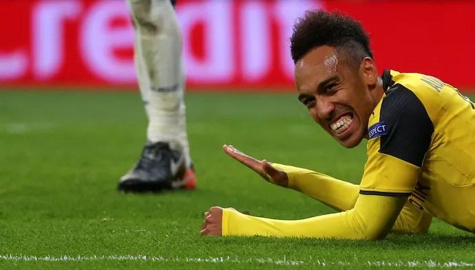 Aubameyang Borussia Dortmund (Foto: Reuters)