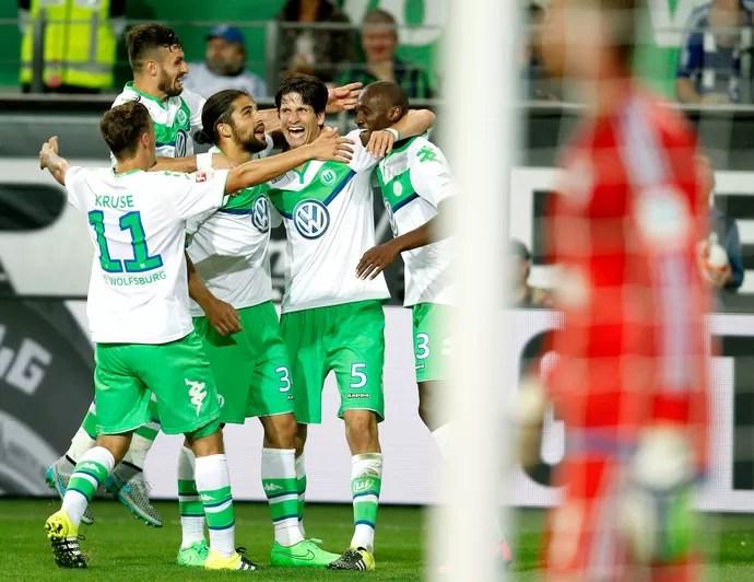 Ricardo Rodríguez Wolfsburg Schalke (Foto: Reuters)