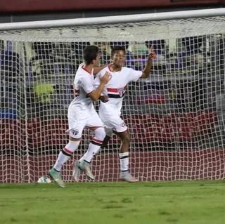 São Paulo Copa do Brasil Sub-20 (Foto: Paula Reina/saopaulofc.net)