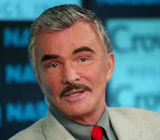 O ator Burt Reynolds, de 82 anos, sofreu um ataque cardíaco (Foto: Getty Images)