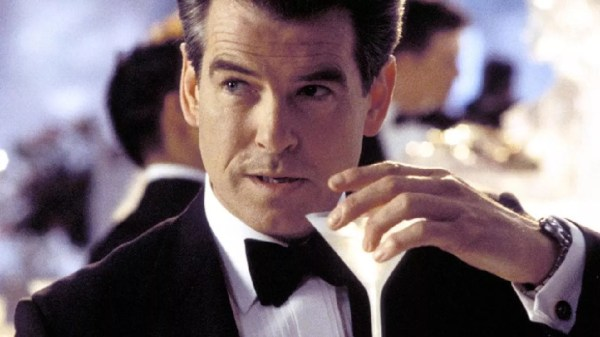 Actor Pierce Brosnan as the James Bond spy (Photo: Reproduction)