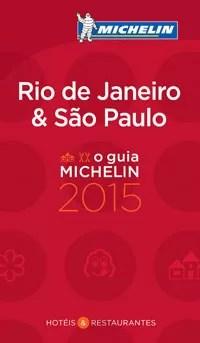 O guia Michelin brasileiro é o primeiro da América do Sul (Foto: Guia Michelin/Divulgação)