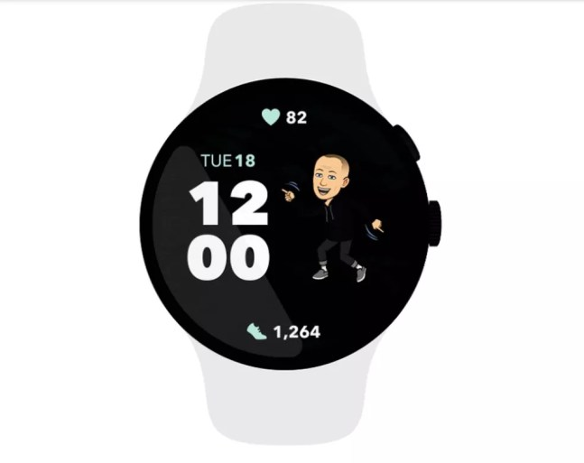 Wear OS permite deslizar por aplicativos de maneira fluída — Foto: Divulgação/Google