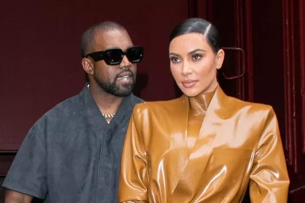 Kanye West and Kim Kardashian (Photo: Getty Images)