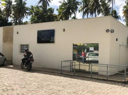 Cartório de Extremoz, na região metropolitana de Natal — Foto: Clayton Carvalho/Inter TV Cabugi