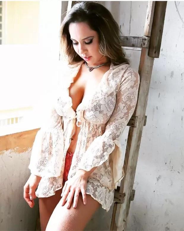 Mulher Melão (Foto: Thais Aline/ Divulgação/ Sexy)