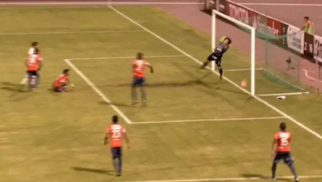 César Vallejo São Paulo Libertadores polêmica Kardec (Foto: Reprodução SporTV)