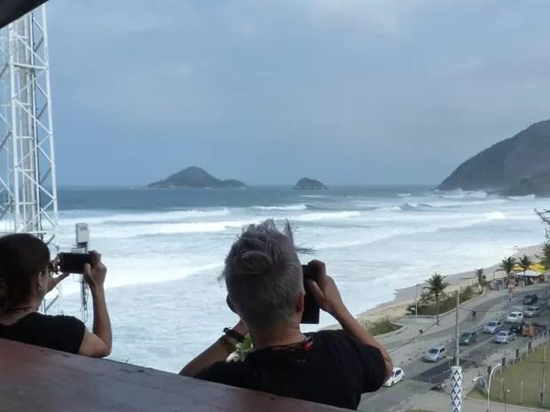 Paisagem vista durante o dia no Bar nas Alturas (Foto: Artur Spada/ Divulgação)