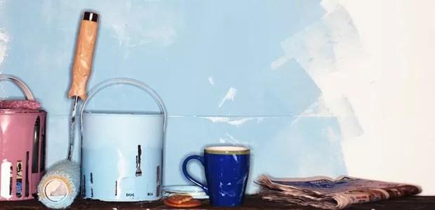 tinta-parede (Foto: Thinkstock)