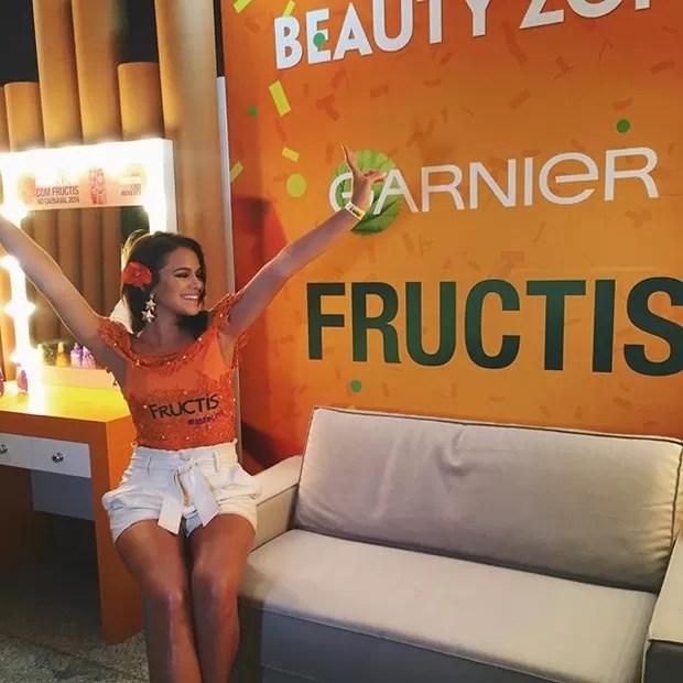 Bruna Marquezine em Salvador, na Bahia (Foto: Instagram / Reprodução)