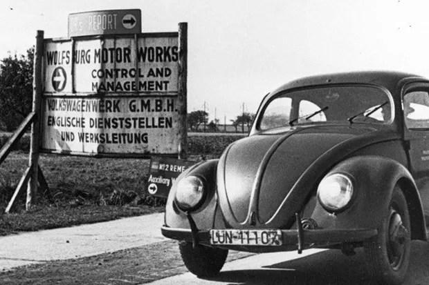 O Fusca surgiu na Alemanha com a intenção de ser um carro acessível a todos (Foto: Reprodução)