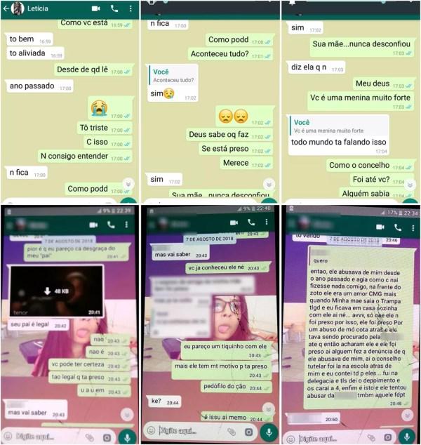 Letícia Tanzi, morta a facadas em São Roque, contou aos amigos que foi estuprada pelo pai, que está foragido suspeito de cometer o crime — Foto: Reproduçãp/Arquivo pessoal