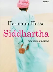 Siddartha, de Herman Hesse (Foto: Reprodução/Amazon)