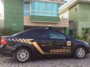 Operação combate crimes eleitorais em Feira de Santana (Foto: Divulgação/ PF)