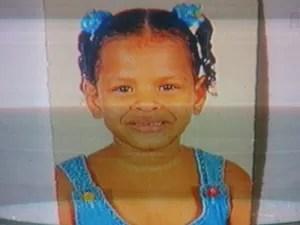 Nathaly Jennifer Ribeiro foi levada de sua casa e encontrada morta em Itanhaém (Foto: Arquivo / TV Tribuna)