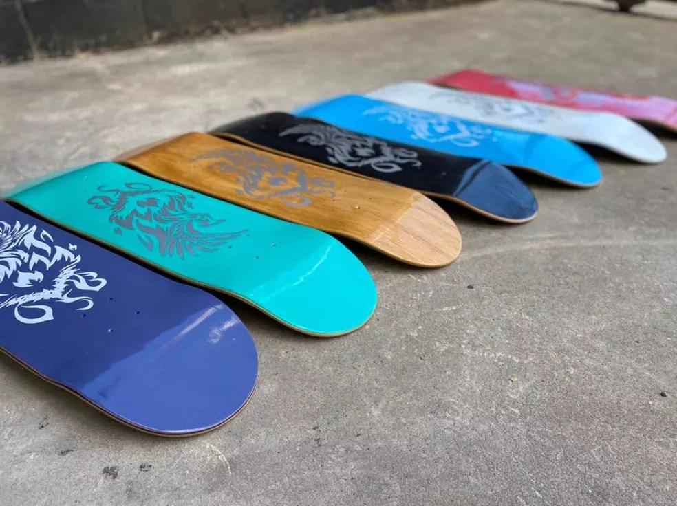 Apesar de ser uma modalidade consumida em sua maioria por jovens, o Skate também atrai pessoas mais velhas. — Foto: Divulgação