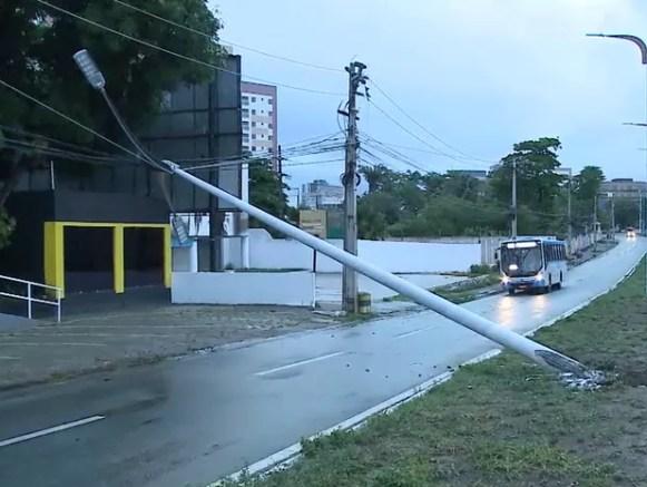 Acidente aconteceu na Avenida Colares Moreira em São Luís