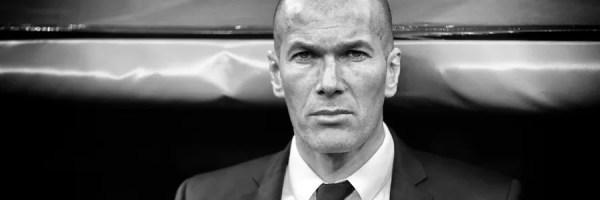 O desafio de Zidane - ÉPOCA | Vida