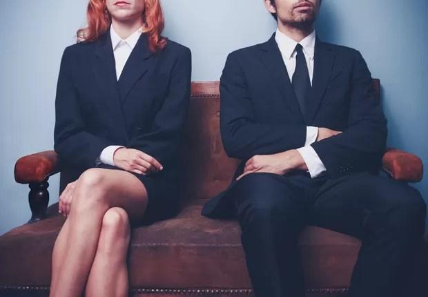 Carreira ; entrevista de emprego ; como subir na vida ; como começar uma conversa ; vida no escritório ;  (Foto: Dreamstime)
